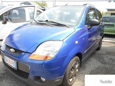 usata Chevrolet Matiz 2ª serie - 2009 OK NEOPATENTATI