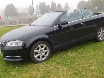 usata Audi A3 Cabriolet 1.6 TDI 105 CV CR Attraction