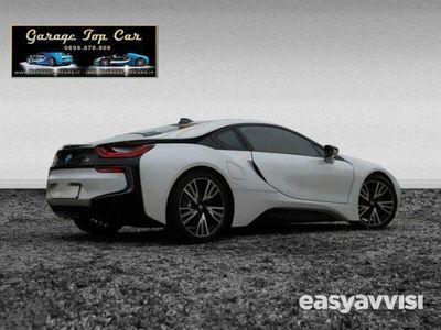 used BMW i8 elettrica/benzina