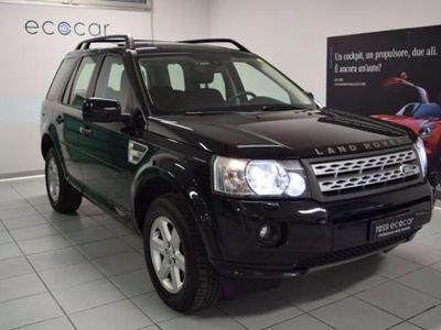 brugt Land Rover Freelander 2.2 SD4 S AUT.