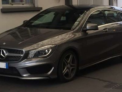 usata Mercedes CLA220 Shooting Brake CDI Aut. Premium