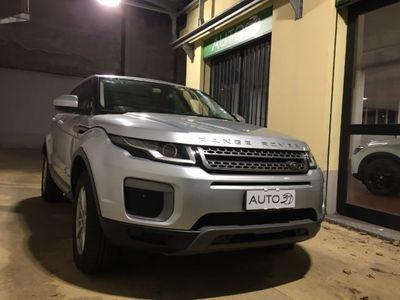 usado Land Rover Range Rover evoque 2.0 TD4 150 CV 5p. Pure