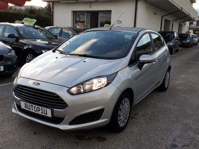 used Ford Fiesta 1.6 TDCi 95 CV 5 P. Business