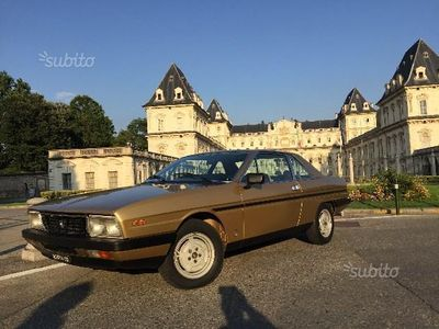 usata Lancia Gamma coupè 2000 - 1977