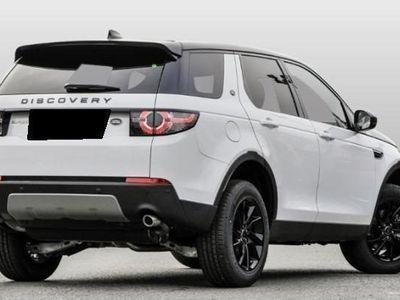 brugt Land Rover Discovery Sport 2.0 TD4 150 CV SE