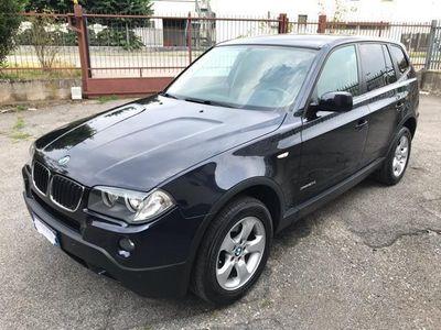 używany BMW X3 xDrive20d SPORT. Automatico. EURO5