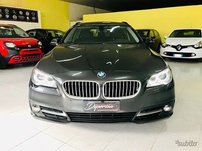 usata BMW 520 Serie 5 d 184cv 90.000KM Euro6 - 2013