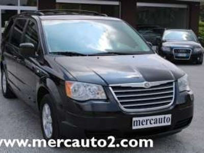 usata Chrysler Grand Voyager Grand Voyager 2.8 CRD DPF LX2.8 CRD DPF LX