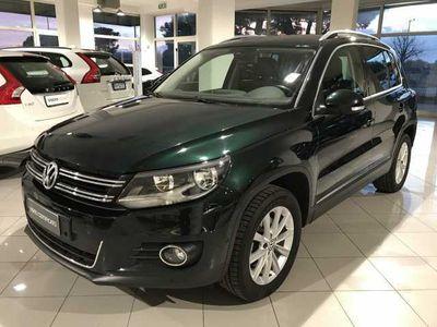 brugt VW Tiguan 2.0 tdi 140cv 4motion dsg sport & style