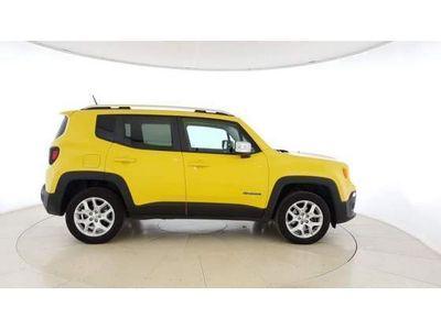 usado Jeep Renegade 2.0 Mjt 140CV 4WD Active Drive Limited