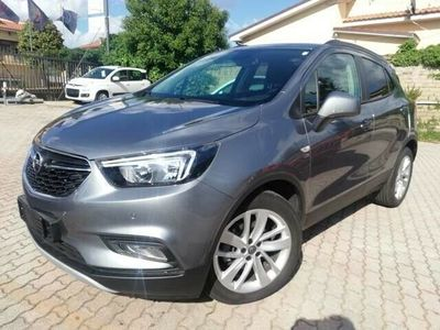 usata Opel Mokka X 1.4 Turbo Ecotec 140CV 4x2 Start+RETROC+CARPLAY