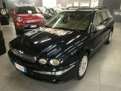 usata Jaguar X-type 2.2D cat Executive