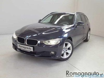 brugt BMW 318 d Touring Business Aut. - Xenon - Navi Professiona