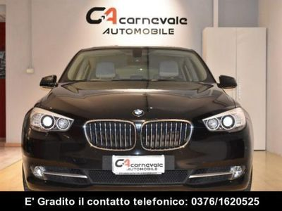 usata BMW 520 Gran Turismo d PELLE TOT XENO NAVI SED R