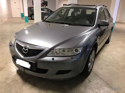 usata Mazda 6 2.0 Tdi S.W. clima Pelle