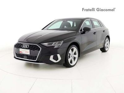 usata Audi A3 Sportback 35 1.5 tfsi mhev business advanced s-tro
