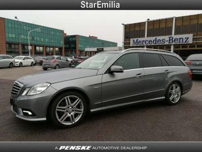 usado Mercedes E350 CDI S.W. BlueEFF. 4M. Avantg. AMG