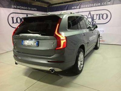 usata Volvo XC90 D5 AWD Geartronic Momentum