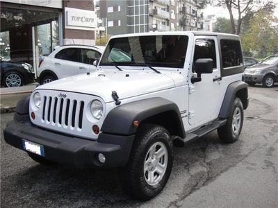 usata Jeep Wrangler 2ª serie