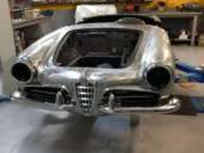 usata Alfa Romeo Giulia Spider 1600 RESTAURO TOTALE Benzina