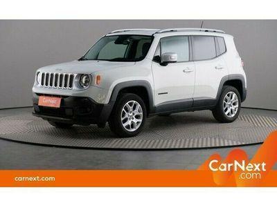 usata Jeep Renegade 2.0 Mjet 140cv 4wd Limited
