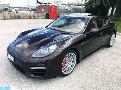 usata Porsche Panamera 4.8 GTS UNICA!!!! YEAR 2014