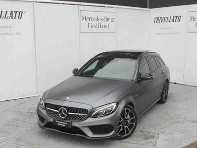 usata Mercedes C43 AMG CLA sse C (W/S205)S.W. AMG 4Matic Sport
