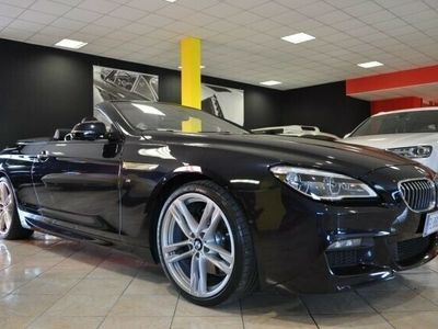 usata BMW 640 Cabriolet d M-SPORT **FULL FULL OPTIONAL**
