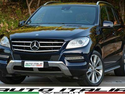"usata Mercedes ML250 bluetec 4matic sport +20""+pelle tot+navi+pdc+tel"