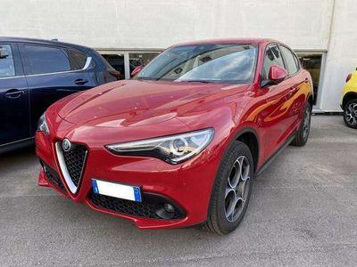 usata Alfa Romeo Stelvio 2.2 Turbodiesel 210 CV AT8 Q4 Super