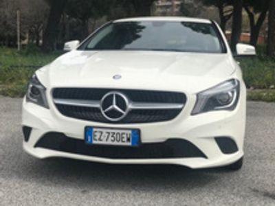 gebraucht Mercedes CLA200 CLA 200 CDI Automatic Sport