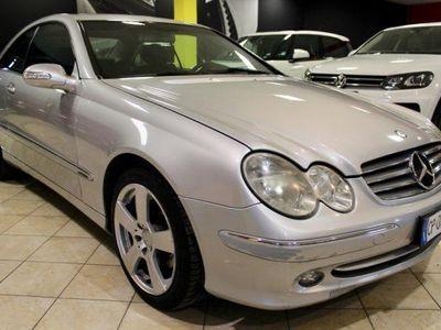gebraucht Mercedes CLK270 CDI cat Elegance