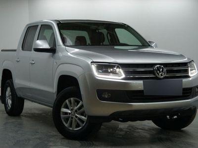 brugt VW Amarok Dk 2.0 Tdi 4m Trendline Xenon Navi Ahk