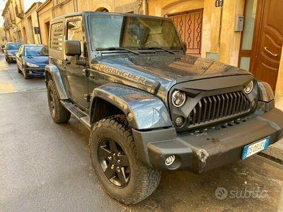 usata Jeep Wrangler JK 2008