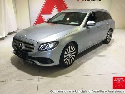 begagnad Mercedes 220 Classe E Station Wagond Auto Business Sport del 2017 usata a Tavagnacco