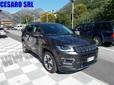 usata Jeep Compass NEW 1.6 Multijet 120cv LIMITED