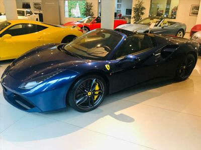 usata Ferrari 488 Spider