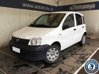 begagnad Fiat Panda PANDA VANVan 1.3 mjt Active 2p.ti