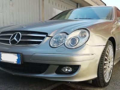 usata Mercedes CLK320 cdi 7gtornic - 2007