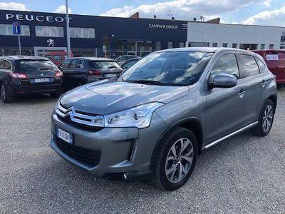 usado Citroën C4 Aircross 1.6 BlueHDi 115cv Exclusive 2WD (B)