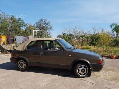 usata Fiat Ritmo cabrio bertone- 1983
