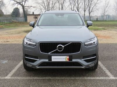 brugt Volvo XC90 D5 AWD Geartronic Momentum