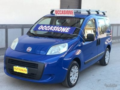usata Fiat Qubo 1,4 8v 2010 KM CERTIF VETTURA DOPPIO POR