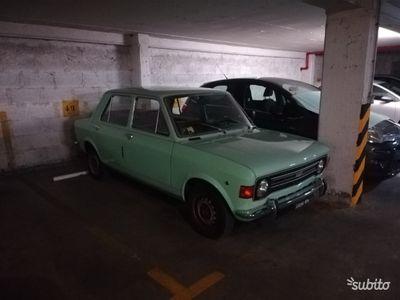 brugt Fiat 128 anno 70 Gpl in buone condizioni, targa R