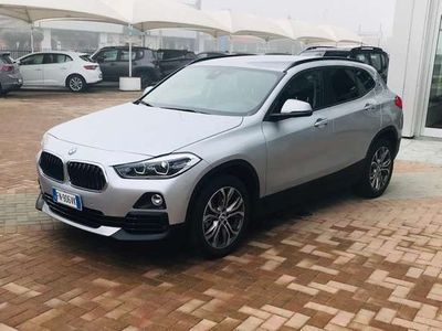 usata BMW X2 sDrive18d Advantage