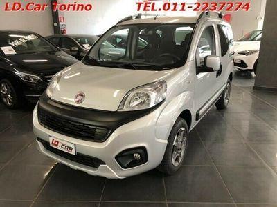 usata Fiat Qubo 1.3 MJT 80 CV Trekking + Ruotino