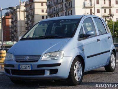 usata Fiat Idea 1.2 16V BlackLabel Nov. 2oo6 85.000 Km