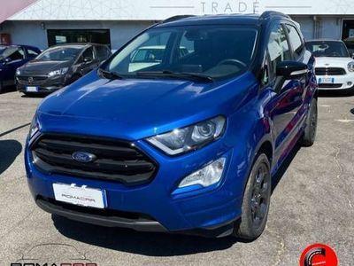 usata Ford Ecosport 1.5 Ecoblue 125 CV Start&Stop AWD Titanium