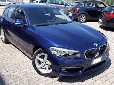 usata BMW 118 Serie 1 (F20) 5p. Advantage AUTO - CRUISE - PDC -