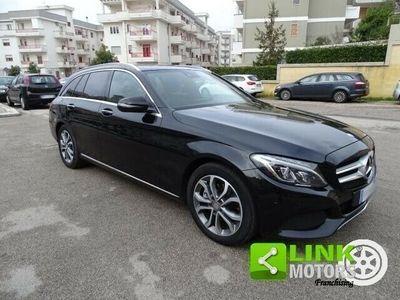 usata Mercedes C220 Classe Cd Premium